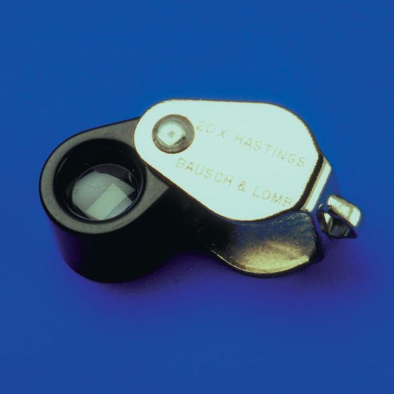 Bausch and Lomb 20x Triplet Magnifier