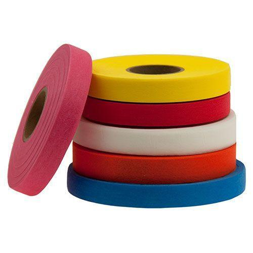 Biodegradable Presco Flagging Tape - 75m x 25mm