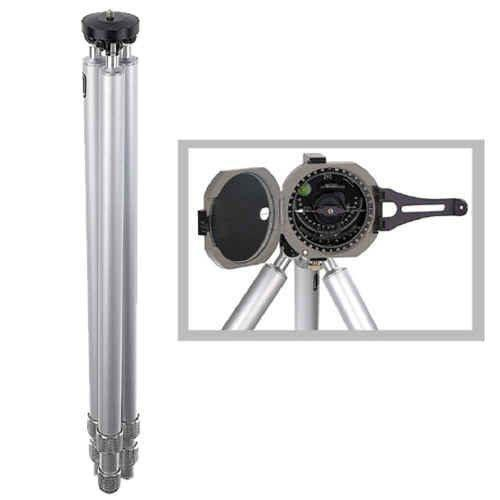 Brunton Non Magnetic Tripod Pocket Transit-Normal-Prospectors