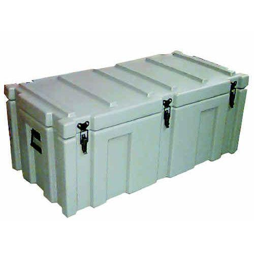 900 x 400 x 400 SPACECASE 904040 GREY ~ Box General Range - Ex Display - prospectors.com.au