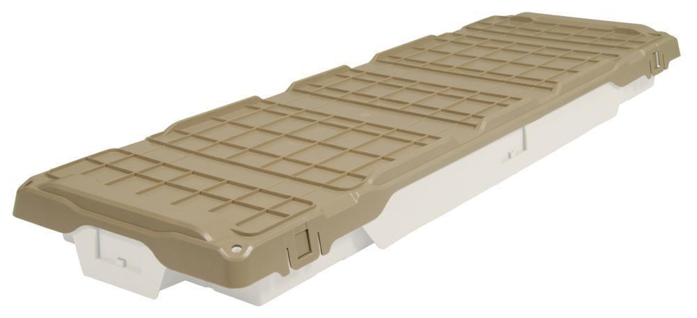 Clip on Lid for CoreSafe SlimLine Core Tray/Box-Normal-Prospectors