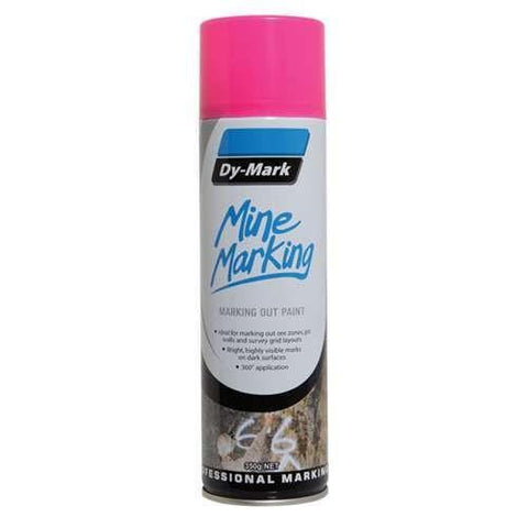 Dy-Mark Upright Mine Marking Paint 350g Can-Normal-Prospectors