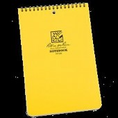 Rite in the Rain 169 - Top Spiral Univeral Notebook, 153mm x 229mm