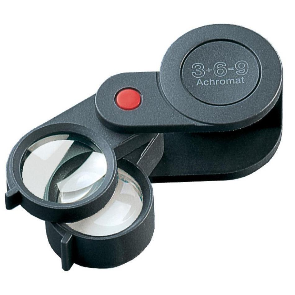 Eschenbach 9x 3x and 6x Magnifier