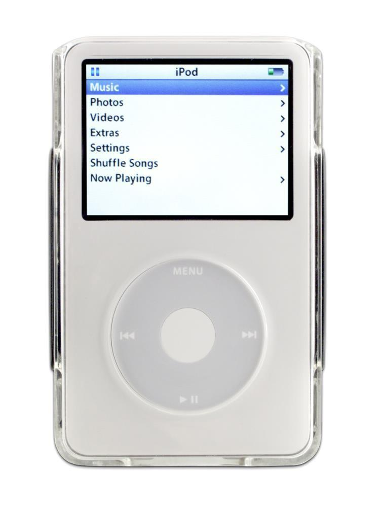 Ipod Video 30gb Aluminium Hard Case-Normal-Prospectors