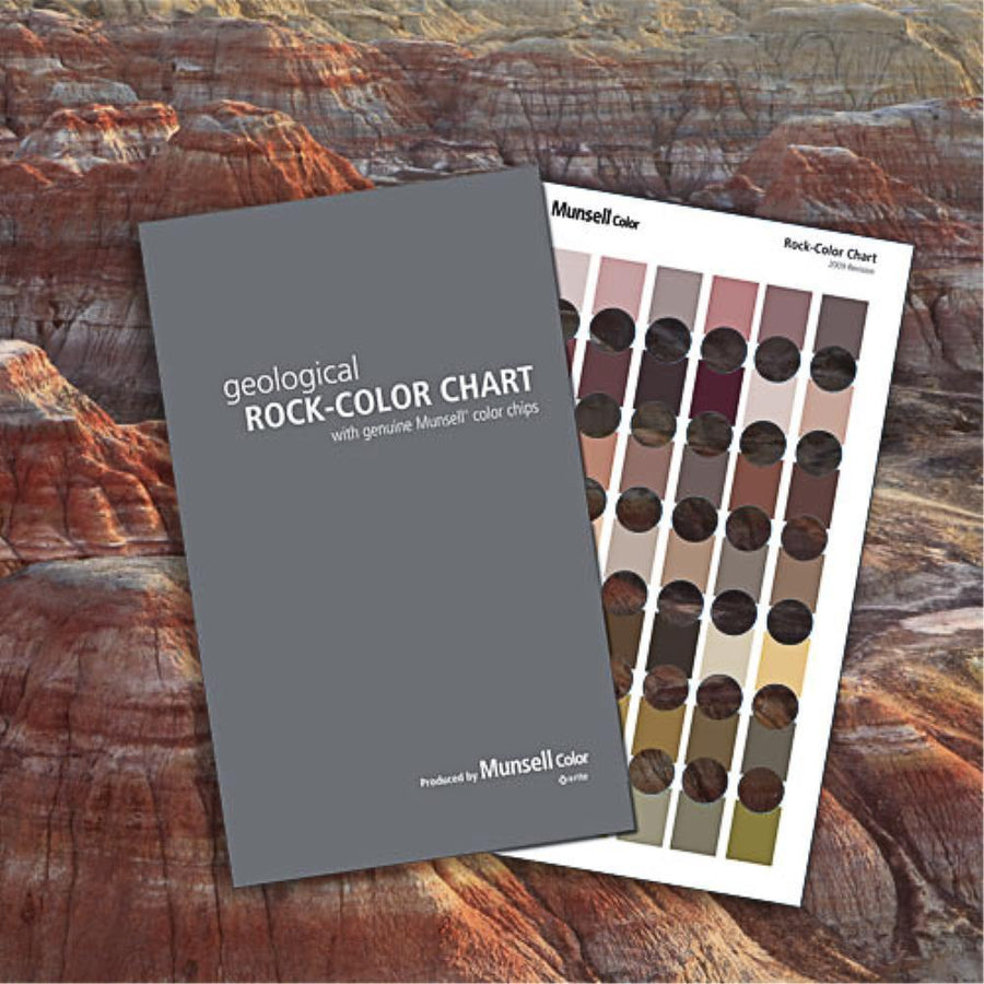 Munsell colour charts munsell rock colour chart munsell normal prospectors nvjuhfo Gallery