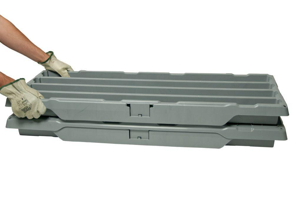 N - 5 Row CoreSafe Ultimate Core Tray/Box 1m x 385mm-Normal-Prospectors
