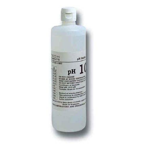 pH 10 Buffer Solution 500ml Bottle