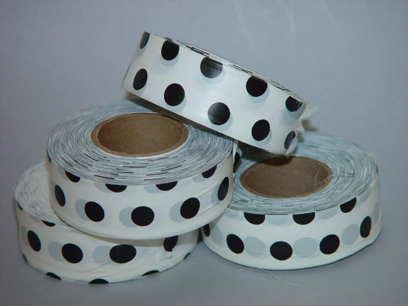 Polka Dot Presco Flagging Tape-Normal-Prospectors