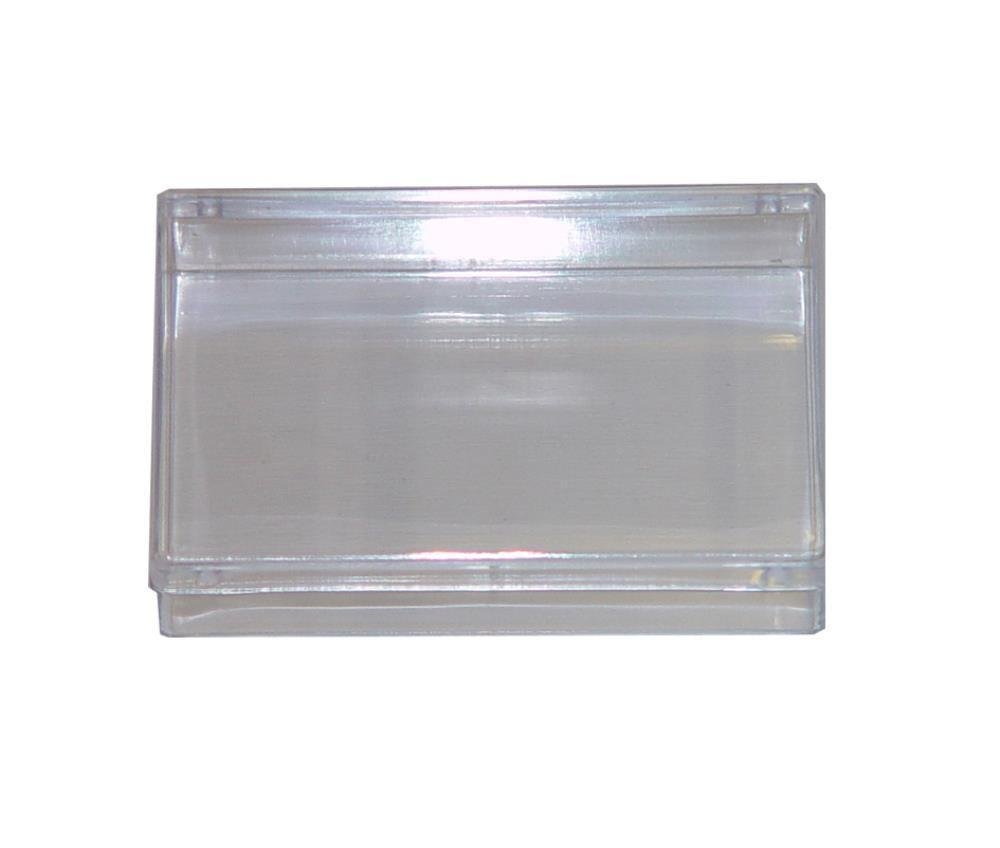 ProEarth Plastic Display Box 81 X 52 X 24mm-Normal-Prospectors