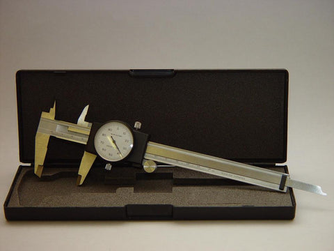 Prospectors 15cm Stainless Steel Dial Caliper-Normal-Prospectors