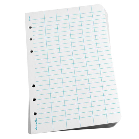 Rite in the Rain 312, All Weather Level Loose Leaf Sheets, 117mm x 177mm-Normal-Prospectors