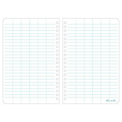 Rite in the Rain 313, All Weather Level Polydura Notebook, 117mm x 177mm-Normal-Prospectors