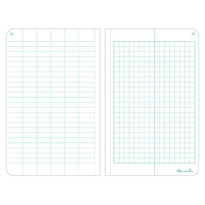 Rite in the Rain 350F, All Weather Field Fabrikoid Field Book, 120mm x 190mm-Normal-Prospectors