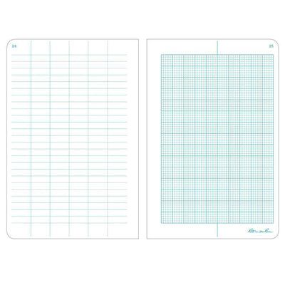 Rite in the Rain 361FX, All Weather Metric Field Rite in the Rain Tagboard Notebook, 117mm x 177mm, pack of 3 books-Normal-Prospectors