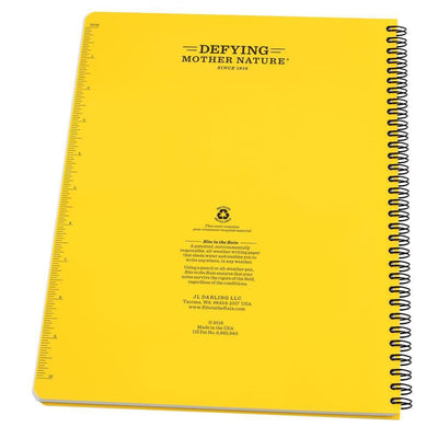 Rite in the Rain 373-MX, All Weather Universal Polydura Maxi Book, 216mm x 279mm-Normal-Prospectors