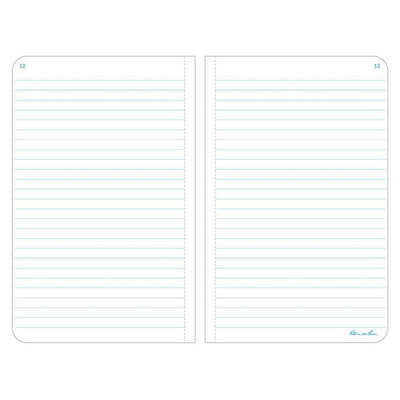 Rite in the Rain 390, All Weather Journal Heavy Polydura Field Book, 120mm x 190mm-Normal-Prospectors