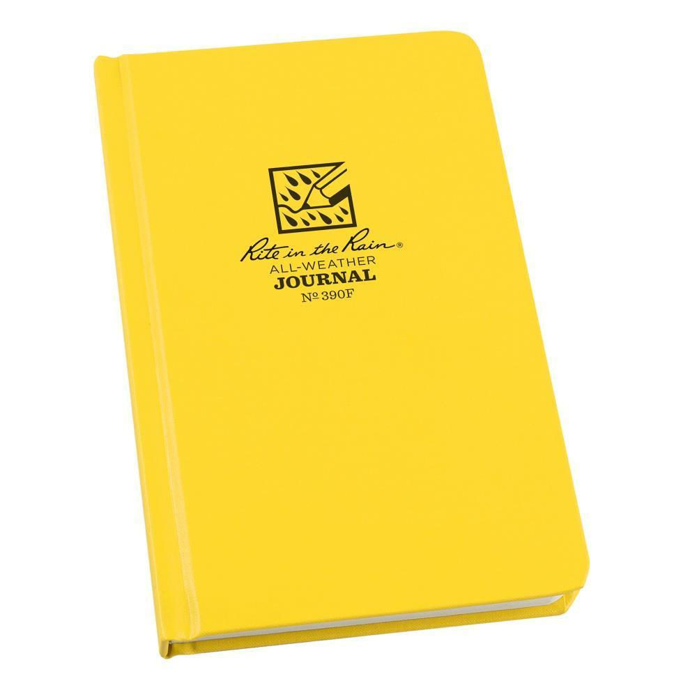Rite in the Rain 390F, All Weather Journal Fabrikoid Field Book, 120mm x 190mm-Normal-Prospectors