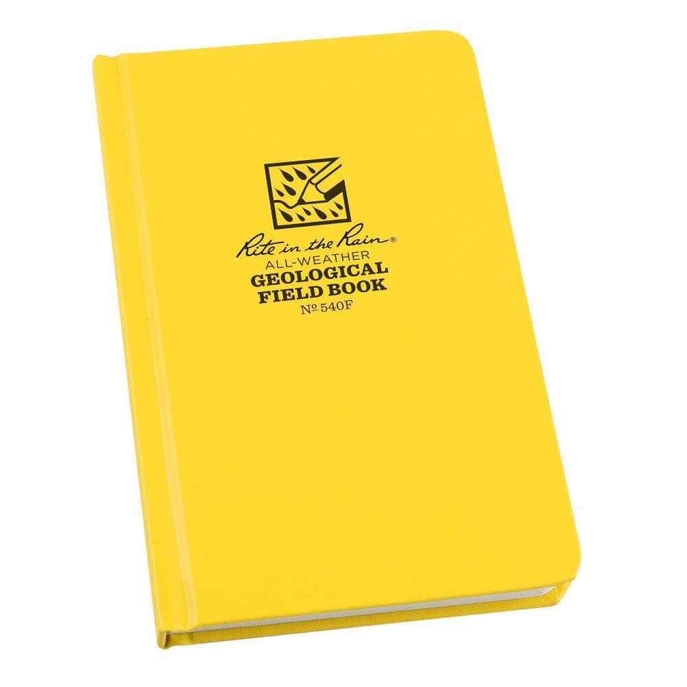 Rite in the Rain 540F, All Weather Geological Fabrikoid Field Book, 120mm x 190mm