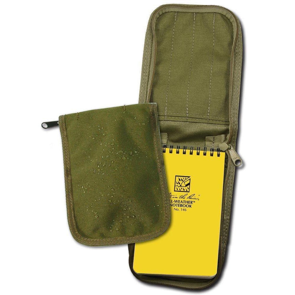 Rite in the Rain C946, All Weather Notebook Cover Cordura 102mm x 152mm