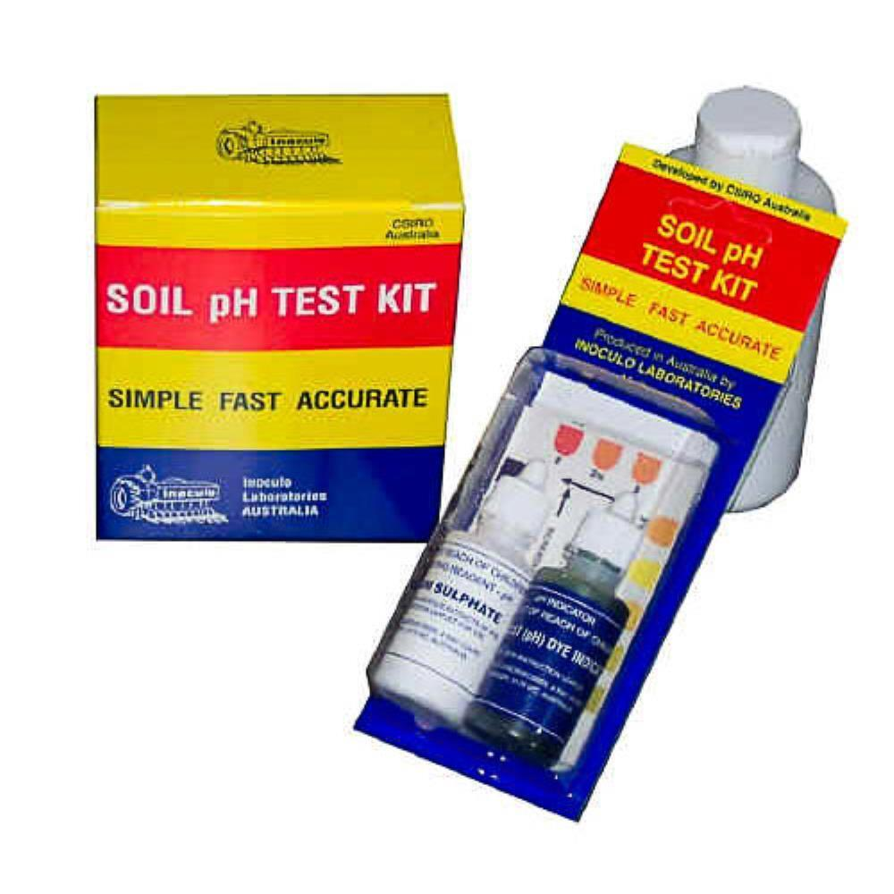 Soil pH Test Kit Csiro