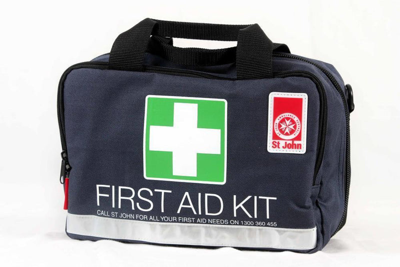 St John Medium Leisure First Aid Kit-Normal-Prospectors