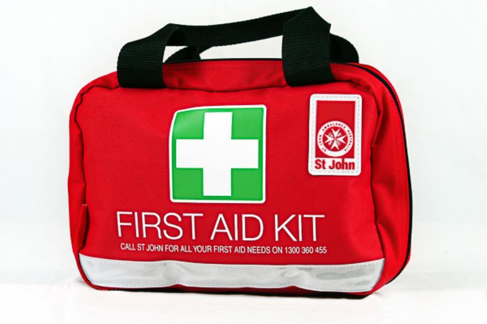 St John Small Leisure First Aid Kit-Normal-Prospectors