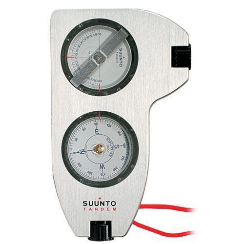 Tandem 360PC 360R Zone 2 Clinometer and Compass Combination Suunto-Normal-Prospectors