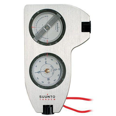 Tandem 360PC 360R Zone 3 Clinometer and Compass Combination Suunto-Normal-Prospectors
