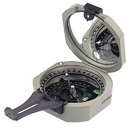 Transit Compass International Brunton - 0-360 Degrees-Normal-Prospectors