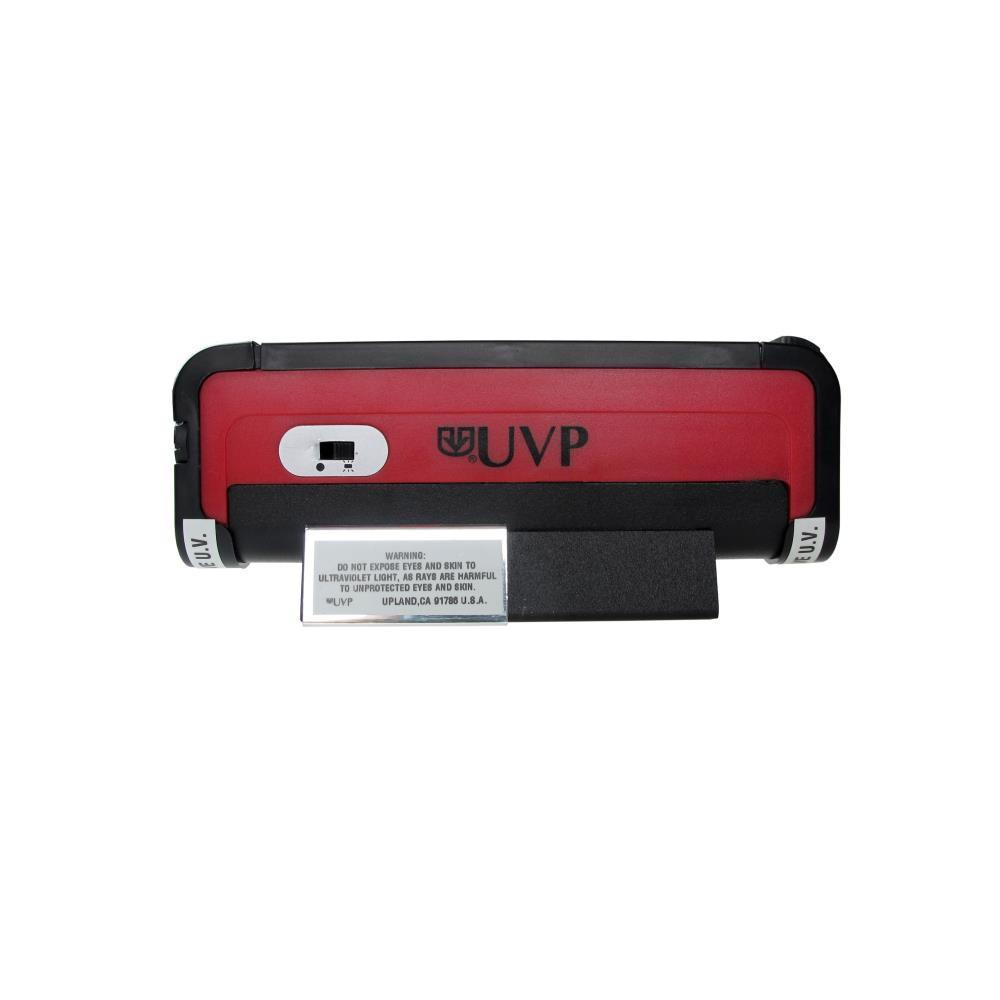 UVP Mini UV Lamp, Shortwave & Longwave, 4 Watts, 4 AA Batteries (not included)-Normal-Prospectors