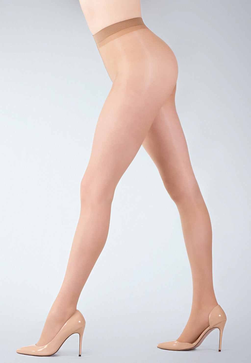 15 Den 'Bare Legs' 3D Ultra Sheer Tights 5 Pairs SAVE €5