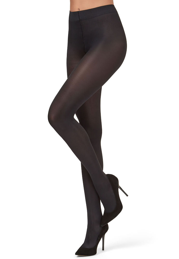 Wellness & Beauty 70 Den 10-14mmHg Compression Opaque Tights by Golden Lady