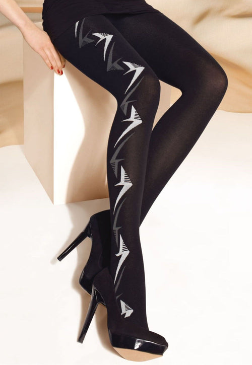8fecfc4ec4682a Sheer, opaque, coloured & patterned Gatta tights & hold-ups at ...