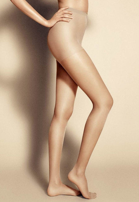 Sensi 40 Denier Low Waist Sheer Tights by Giulia