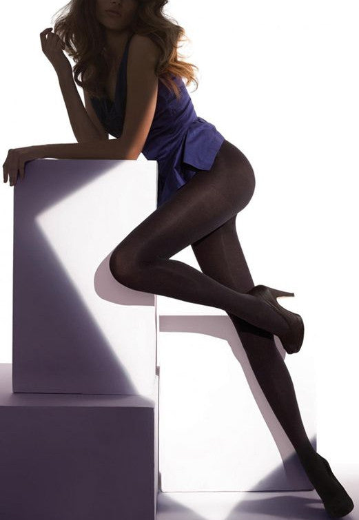 Rosalia 100 Denier Microfibre Opaque Tights by Gatta