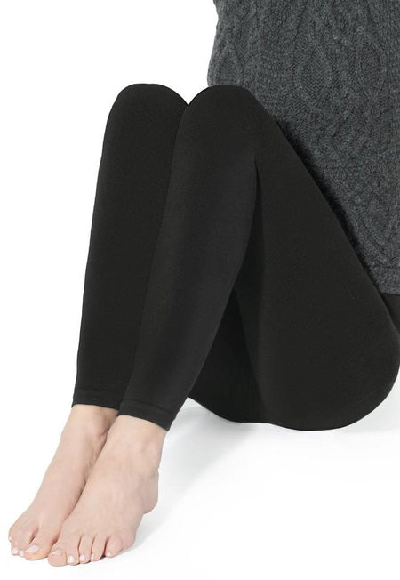 Seamless 150 Den Coloured Opaque Leggings by Lores