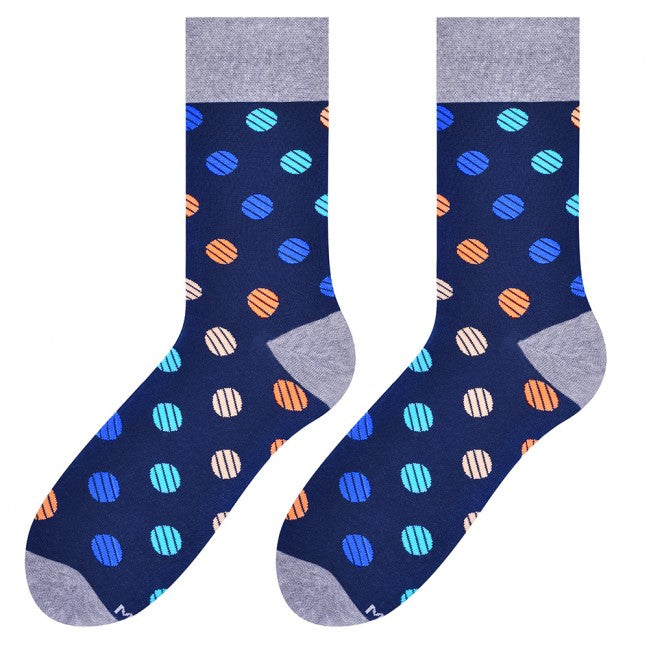 Balls Socks in Navy by More