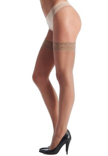 Chic Up 15 Denier Sheer Hold-Ups in Sun