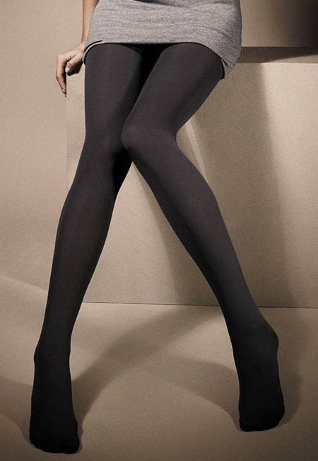 Emmy 18 Argyle Patterned Opaque Tights by Marilyn