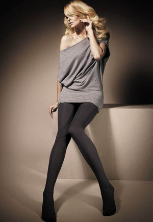 Dimension 120 Denier 3D Opaque Tights by Veneziana
