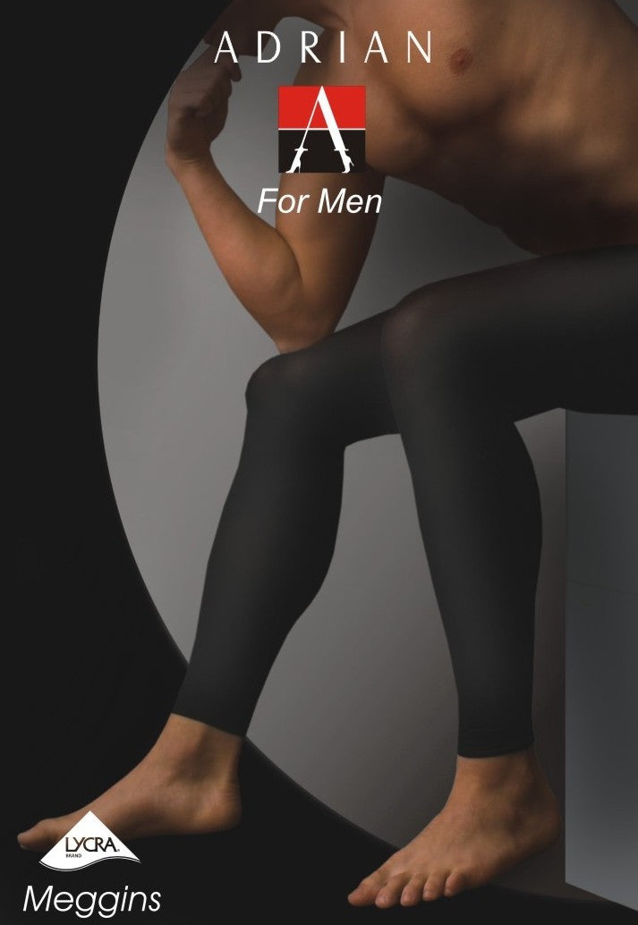 Hunter 100 Denier Opaque Leggings for Men by Adrian