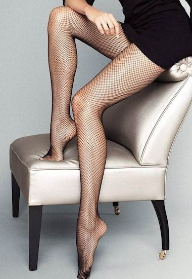 Rete Fishnet Patterned Fashion Tights by Veneziana