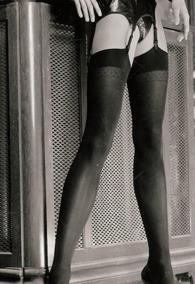 Sandra 70 Denier Opaque Stockings by Trasparenze