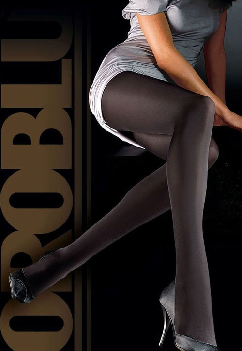 Satin 60 Denier Luxury Opaque Tights by Oroblu