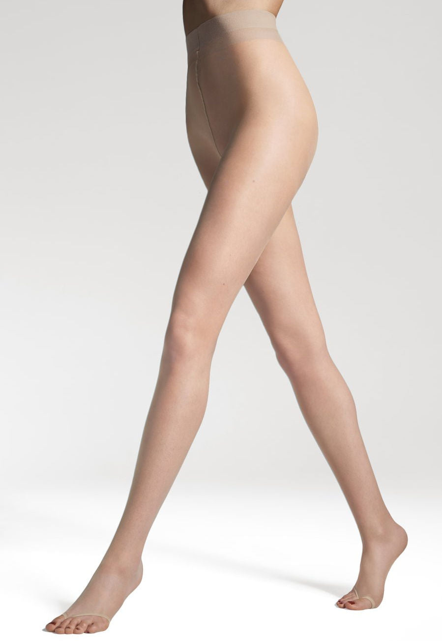 Senza Dita 10 Den Open Toe Sheer Tights by Gatta