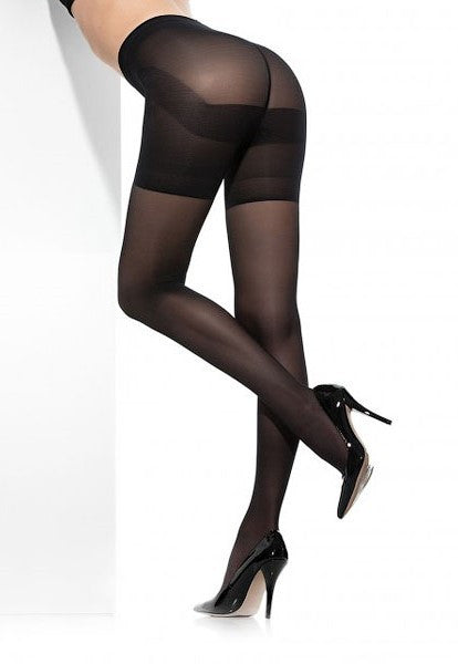 Shock Up 20 Denier Body Sculpture Tights by Oroblu