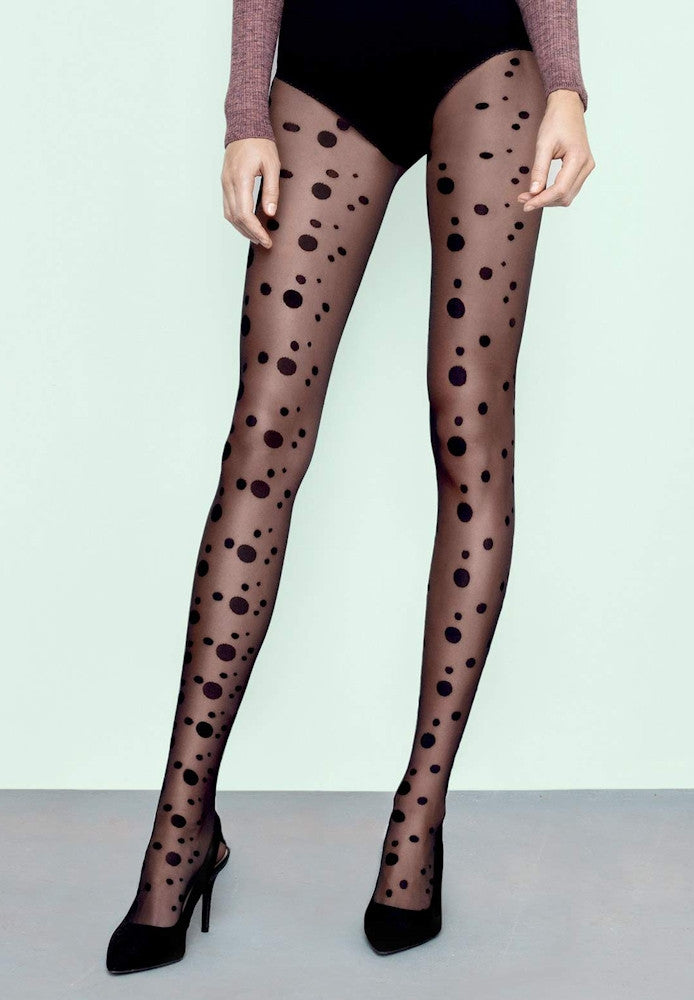 f0069c79e4d28 Polka dot & spotty patterned tights & pantyhose at Ireland's online ...