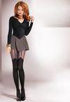 Valery Mock Hold-Up & Suspender Tights by Gabriella