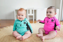 The Aqua Rash Vest Set